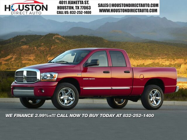 2007 Dodge Ram 1500  Houston TX