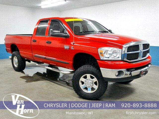 2007 Dodge Ram 2500 Big Horn Plymouth WI