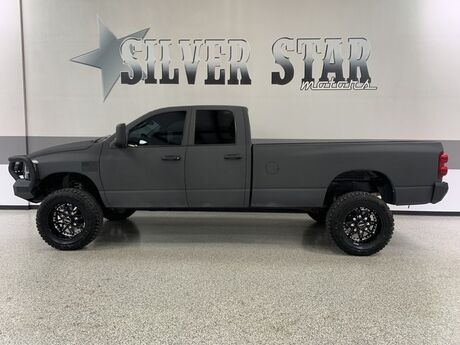 2007 Dodge Ram 2500 SLT 4WD 5.9LCummins 6SP-MT Dallas TX