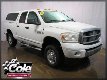 2007_Dodge_Ram 3500_4WD Quad Cab 140.5 SRW Laramie_ Southwest MI