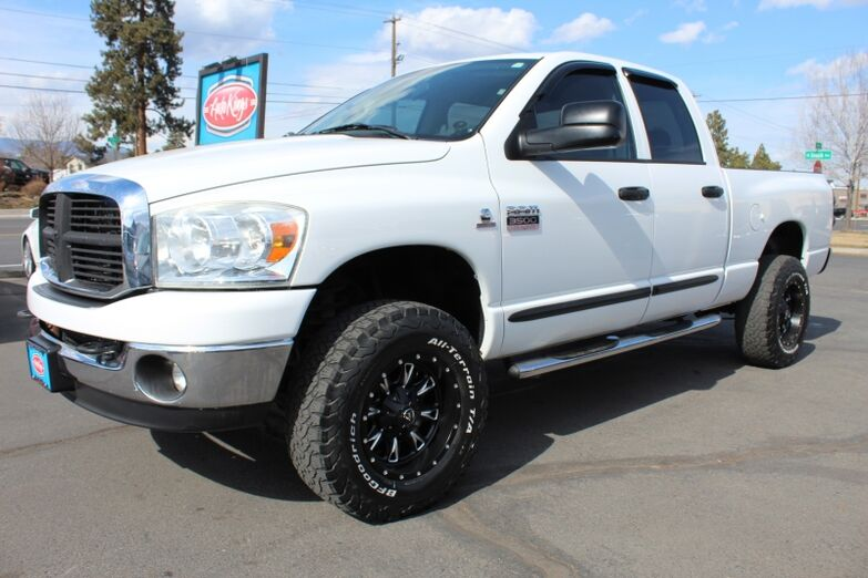 2007 Dodge Ram 3500 4WD Quad Cab SLT Bend OR
