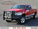 2007 Dodge Ram 3500 Laramie DIESEL ENGINE 4wd