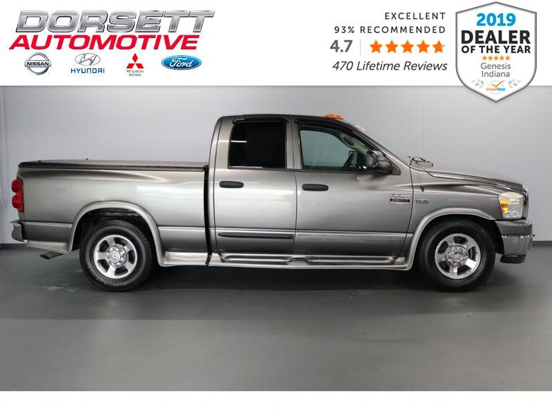 2007 Dodge Ram Pickup SLT Terre Haute IN