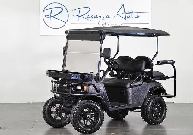 2007 Ez-Go Golf Cart TXT Lifted Custom Sound System Train Horn Custom Finish The Colony TX
