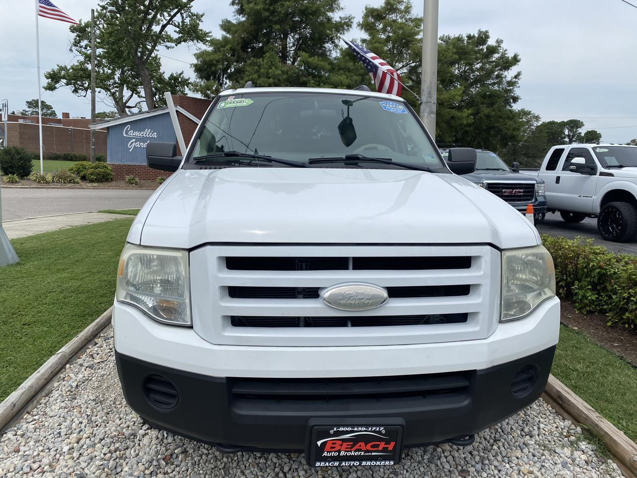 2007 FORD EXPEDITION XLT 4X4, WARRANTY, AUX/USB PORT, 3RD ROW, RUNNING BOARDS, TOW PACKAGE! Norfolk VA