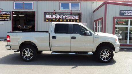 2007 FORD F150 SUPERCREW Idaho Falls ID