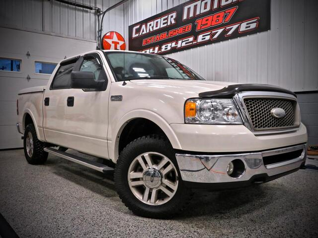 2007_FORD_F150 SUPERCREW LARIAT 4X4__ Bridgeport WV