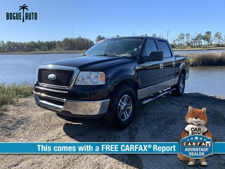2007 FORD F150 SUPERCREW Newport NC