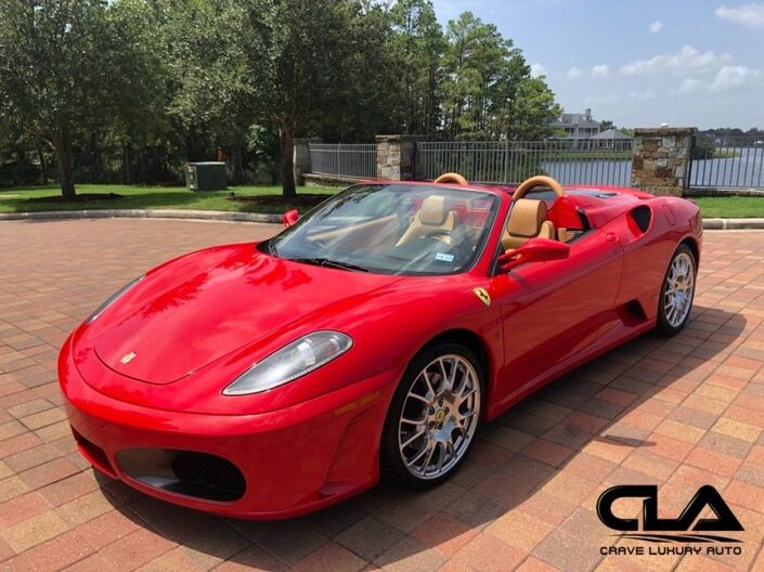 2007 Ferrari 430  The Woodlands TX