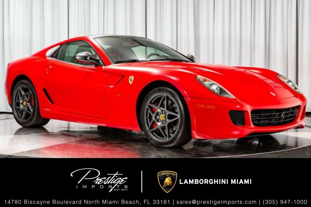 2007_Ferrari_599 GTB Fiorano__ North Miami Beach FL