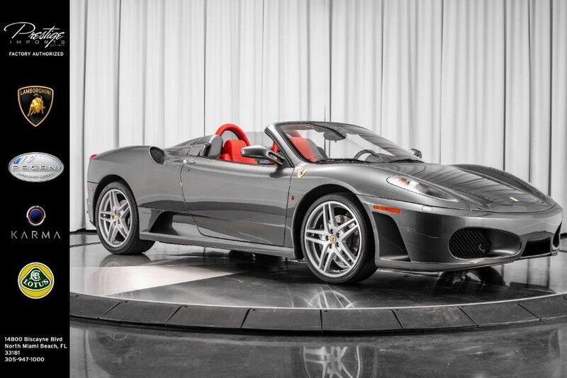 2007_Ferrari_F430 Spider__ North Miami FL