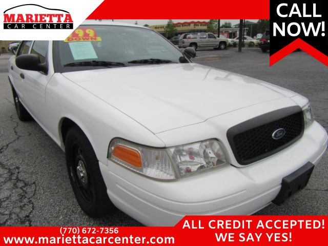 2007 Ford Crown Victoria Police Interceptor Marietta GA