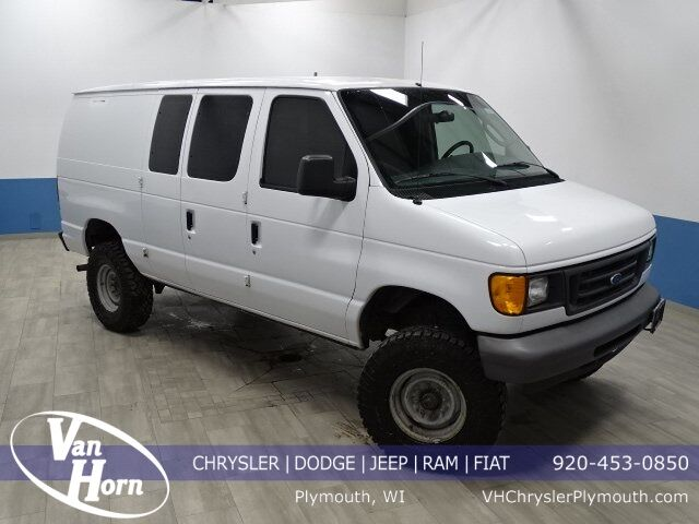 2007 Ford E-250 Commercial Plymouth WI