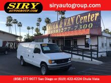 2007_Ford_E-350 Cargo Van_Recreational_ San Diego CA
