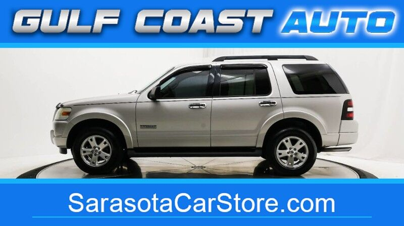 2007 Ford EXPLORER XLT EXTRA CLEAN NEW TIRES SERVICED RUNS GREAT !! Sarasota FL