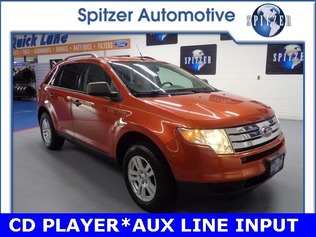 Ford Edge Se Sheffield Oh