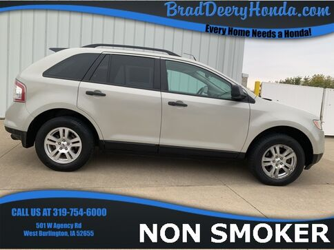 2007_Ford_Edge_SE_ West Burlington IA