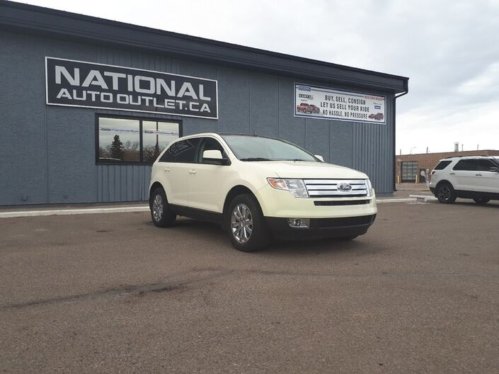 2007 Ford Edge SEL - AWD, CLEAN CAR PROOF, SUN ROOF Lethbridge AB