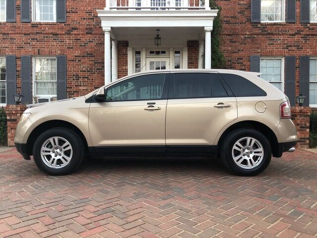2007 Ford Edge SEL 2-Owners Park Place trade in EXCELLENT CONDITION MUST C! Arlington TX