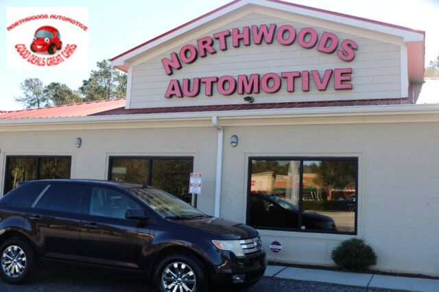 2007 Ford Edge SEL PLUS North Charleston SC