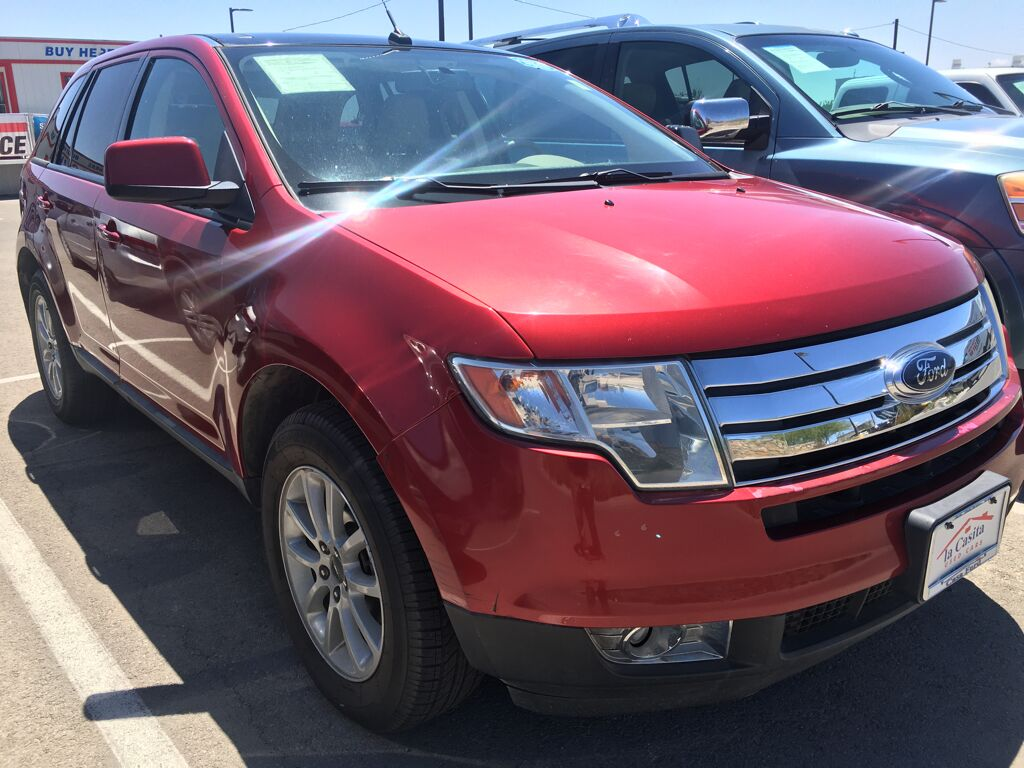 2007 Ford Edge SEL Plus FWD El Paso TX