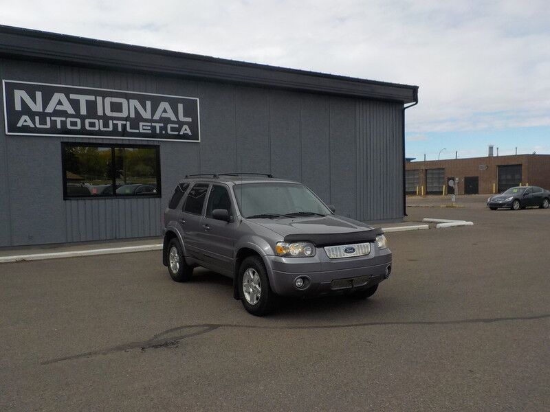 2007 Ford Escape Limited - LOW KLM,S, CLEAN CAR PROOF, LEATHER AND SUN ROOF Lethbridge AB