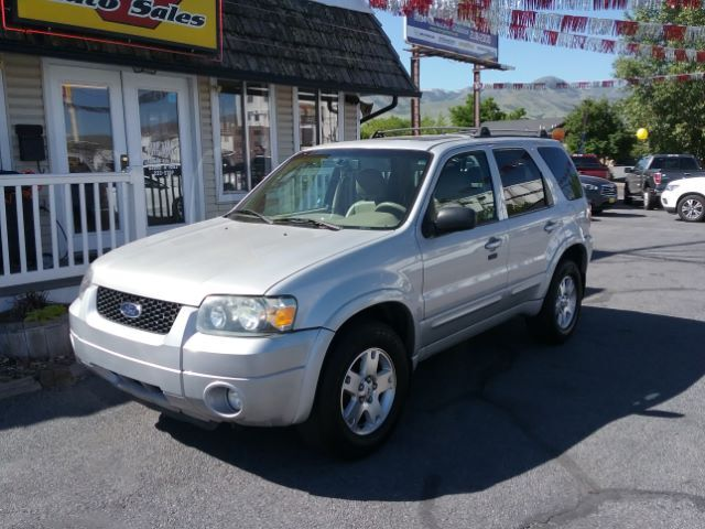 2007 Ford Escape Limited 2WD Pocatello and Blackfoot ID