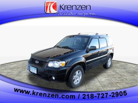 2007 Ford Escape Limited Duluth MN