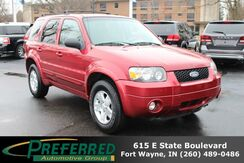 2007_Ford_Escape_Limited_ Fort Wayne Auburn and Kendallville IN