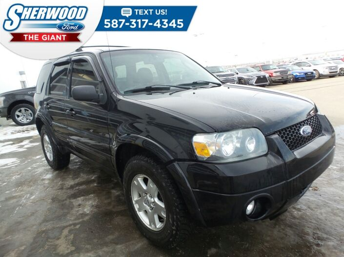2007 Ford Escape Limited Sherwood Park AB