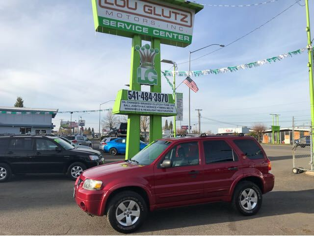 2007 Ford Escape XLT 4WD Sport Eugene OR