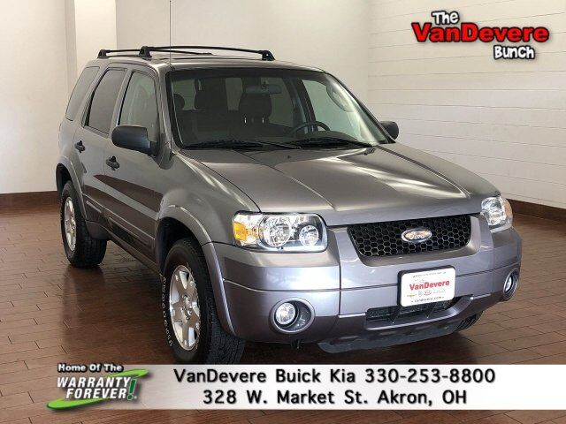 2007 Ford Escape XLT Akron OH