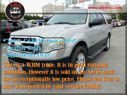 2007_Ford_Expedition_4WD XLT_ Arlington VA