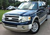 2007 Ford Expedition EL Eddie Bauer - w/ NAVIGATION & LEATHER SEATS