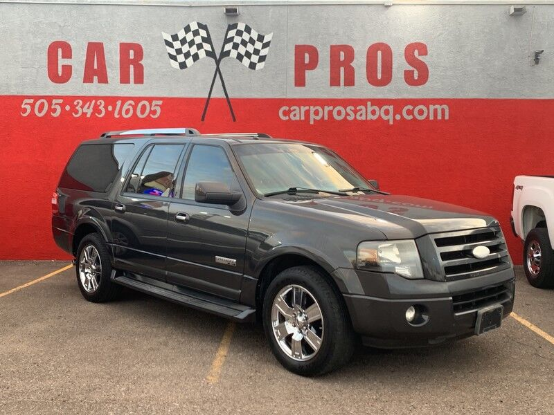 2007 Ford Expedition EL Limited Albuquerque NM