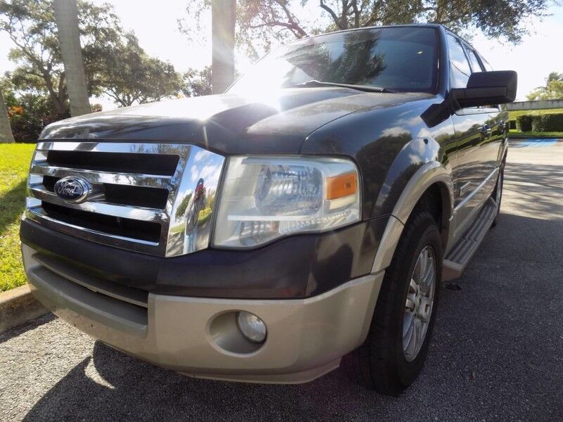 2007 Ford Expedition Eddie Bauer Hollywood FL