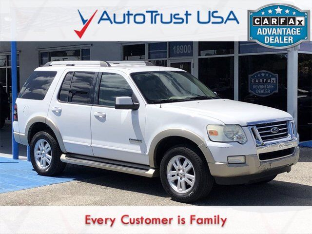 2007 Ford Explorer Eddie Bauer Value Lot Miami FL