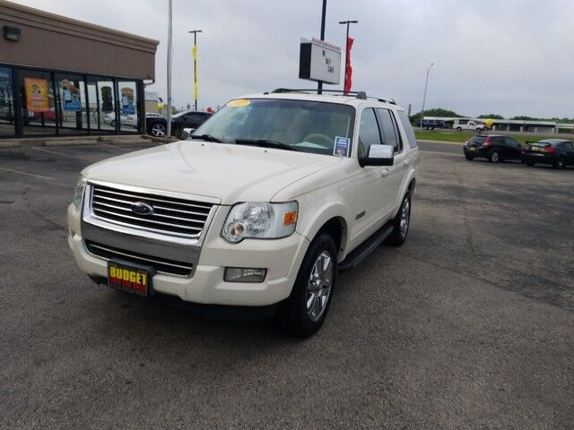 2007 Ford Explorer Limited Killeen TX