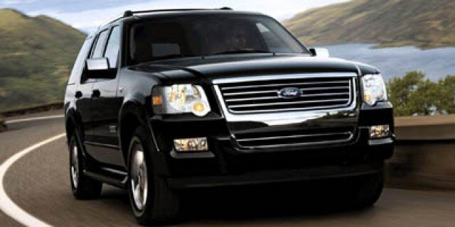 2007 Ford Explorer Limited Paw Paw MI