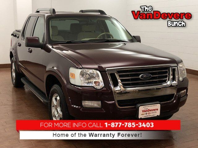 2007 Ford Explorer Sport Trac Limited Akron OH
