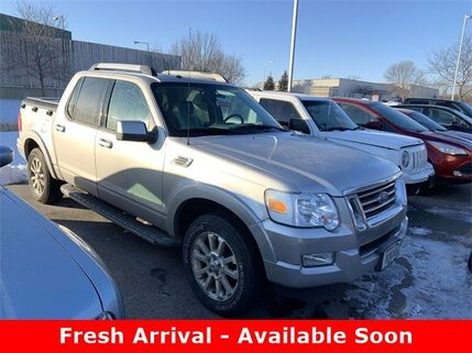 2007_Ford_Explorer Sport Trac_Limited_ Fond du Lac WI