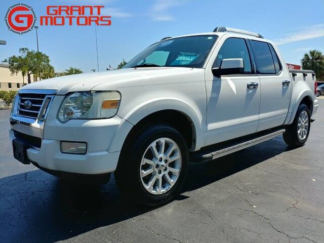 2007 Ford Explorer Sport Trac Limited