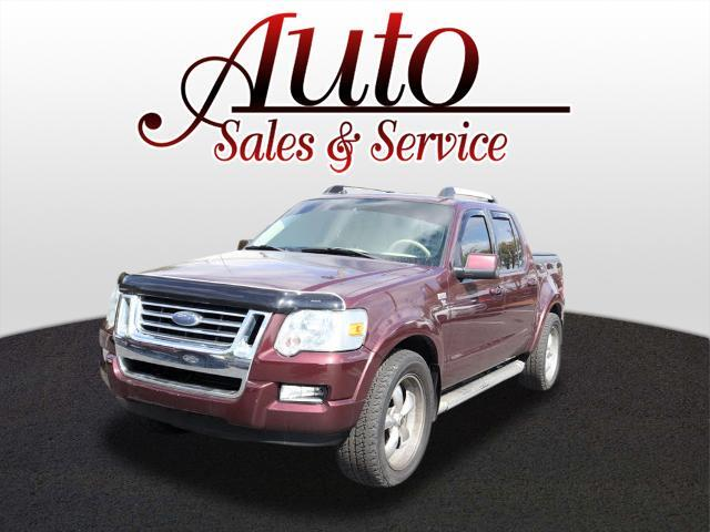 2007 Ford Explorer Sport Trac Limited Indianapolis IN