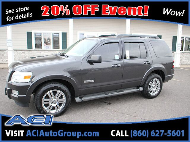 2007 Ford Explorer XLT East Windsor CT