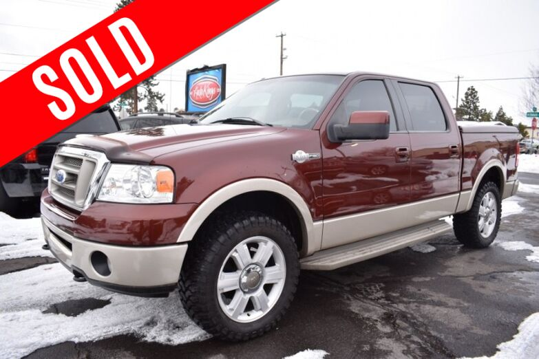 2007 Ford F-150 4WD SuperCrew 139 King Ranch Bend OR
