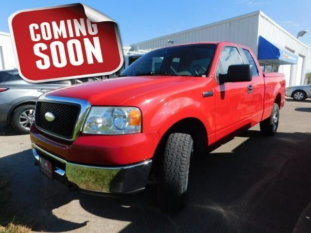 2007 Ford F-150 4WD Supercab 145 XLT Manhattan KS