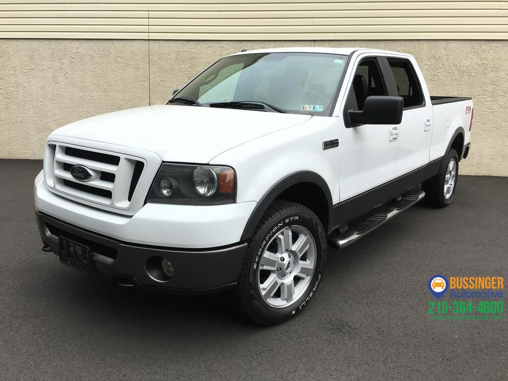 2007 Ford F-150 FX4 - SuperCrew 4x4 Feasterville PA
