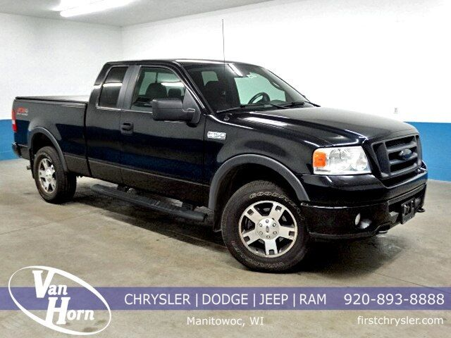 2007 Ford F-150 FX4 Plymouth WI