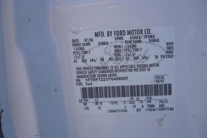 2007 Ford F-150 STX Dallas TX