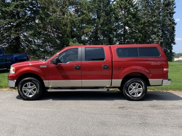 2007 Ford F-150 Supercrew 4X4 XLT West Chester PA